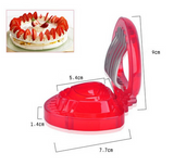 Kitchen-New Strawberry Slicer