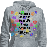 Awesome Grandkids Hoodies