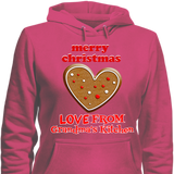 Christmas-Cookie Grandma's Kitchen Christmas Hoodies