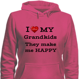 I love my Grandkids Hoodies