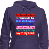 Joy to my Heart Hoodies