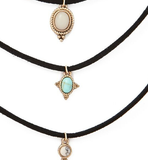 Get This Free! Hot-selling Turquoise Chokers Necklace Sets