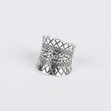 Rings-3pcs Set Fashion Antic Silver Rings