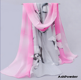 Scarves-Head Scarf Women's Shawls Scarves