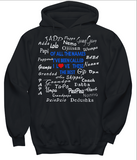 Of All The Names- Hoodies