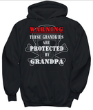Warning-Grandpa Hoodies