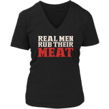 Limited Edition - Real Men Rub Their Meat