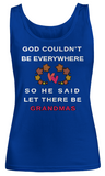 Let There Be-Women Tank Top