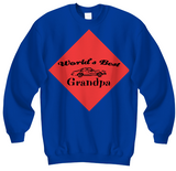 World's Best Grandpa Sweatshirts