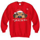 Jingle All The Way-Dog
