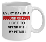 Everyday is a second chance-Dogs Mug