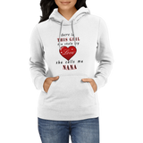 Girl stole my heart Hoodies