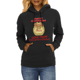 Christmas-CookieJar Grandma's Kitchen Christmas Hoodies