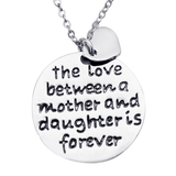 Necklace The Love between a Mother & daughter is forever