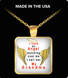 Pendant Necklaces Grandma Angel