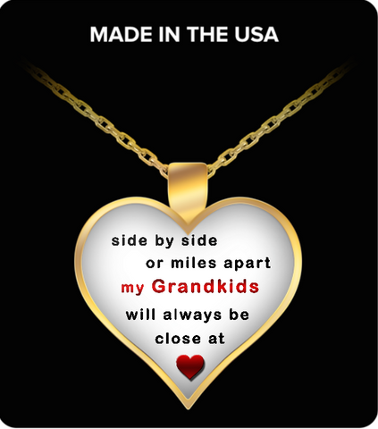 Pendant Necklaces Close At Heart