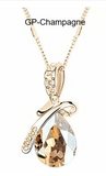 Special OFFER Pendant Necklace-Crystal Necklaces & Pendants Silver And Gold Plated
