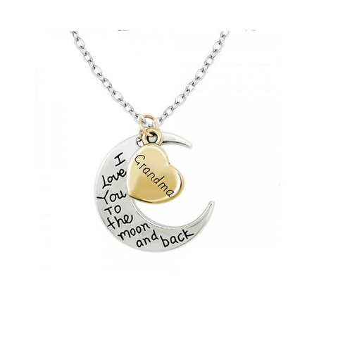 GET THIS FREE I Love You To The Moon & Back Necklace