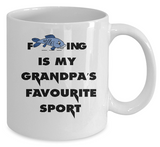 Love Fishing  Mug