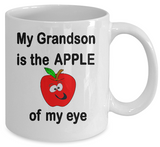Apple of my eye Mug