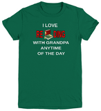 I Love.....Grandpa-Youth T-Shirts