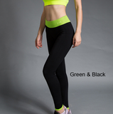 Yoga Pants-High Waist Stretched Spandex Sports Leggings Pants