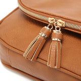 Handbags- Tassel Women Leather Cross Body Shoulder Handbags