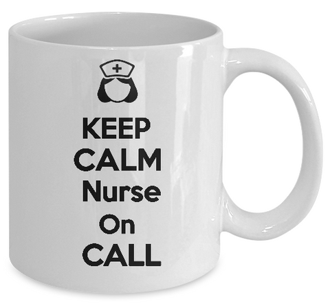 Keep Calm-Nurse  Mug