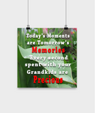 Posters-Precious Memories - Lily Leaf