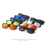 Men Retro  Club Classic Polarized Sunglasses