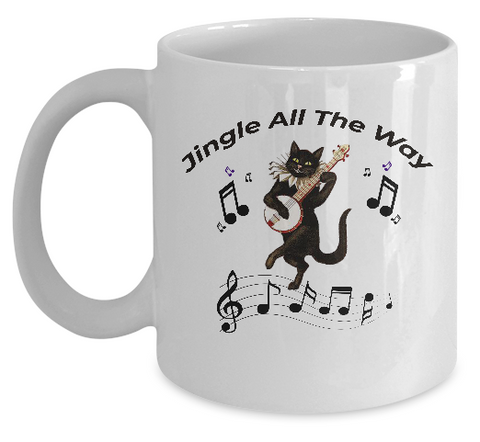 Jingle All The Way- Mug