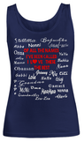 Of All The Names- Women Tank Tops