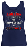 Warning-Women Tank Top