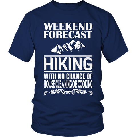 Limited Edition - Weekend Forecast Hiking