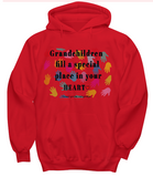 Grandchildren Fill A Special Place Hoodies