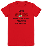 I Love.....Grandma-Youth T-Shirts