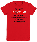 I Love.....Grandparents-Youth T-Shirts