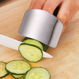 Special OFFER Kitchen-Top Quality Stainless Steel Finger Hand Protector