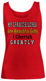 Beautiful Gifts- Women Tank Tops