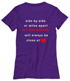 Close at Heart-WomenT-Shirts