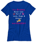 Granny and cookies T-Shirts