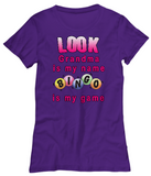 Bingo Is My Game-Women T-Shirts