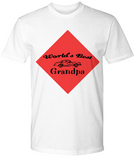 World's Best Grandpa-PremiumT-Shirts