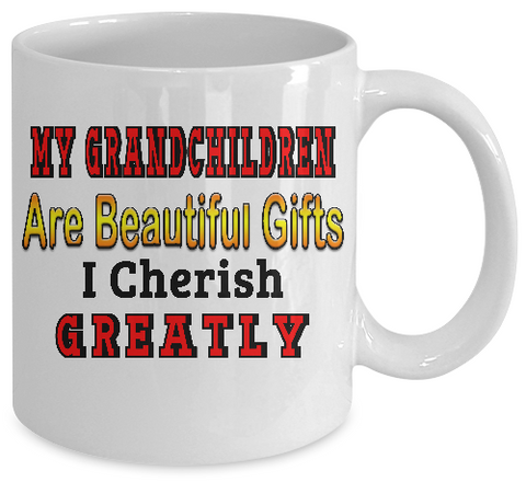 Beautiful Gifts Mug