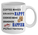 CoffeeCookiesHappy Mug