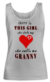 So there is THIS GIRL called me Granny-Women Tank Top