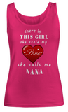 there is THIS GIRL Nana-Women Tank Top