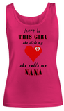 there is THIS GIRL2-Women Tank Top