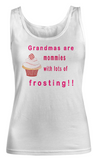 Grandmas are Mommies2-Women Tank Top