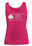 Grandmas are Mommies 1-Women Tank Top